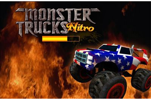 Monster Trucks Nitro iPhone game - free. Download ipa for ...