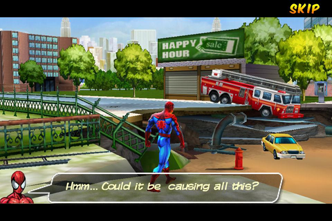 Ultimate Spider-Man: Total Mayhem | Games | Pocket Gamer