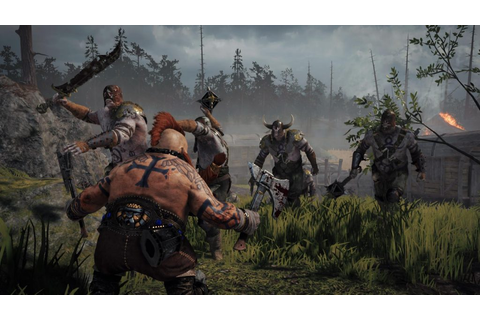 Warhammer Vermintide 2 Beta Sign-Ups For PS4 Live With ...