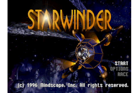 Starwinder: The Ultimate Space Race (USA) PSP Eboot ...
