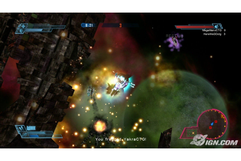 Shred Nebula Screenshots, Pictures, Wallpapers - Xbox 360 ...