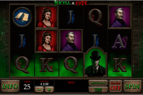 Play Free Jekyll and Hyde™ Slot Online | Playtech Casino Slots
