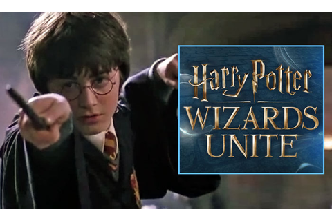 Harry Potter: Wizards Unite, New Augmented Reality Game ...