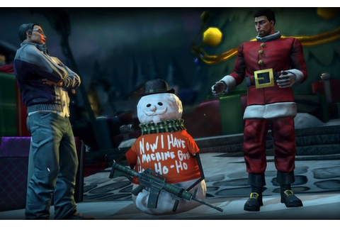 Saints Row IV - How the Saints Save Christmas on Steam ...