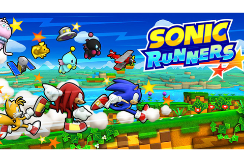 Sega teases Sonic the Hedgehog's next game, Sonic Runners ...