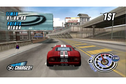Ford vs Chevy PS2 PCSX2 60fps HD gameplay (2005) - YouTube