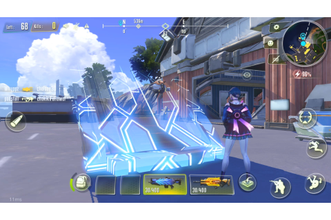 Cyber Hunter is a futuristic Fortnite by NetEase - Droid ...