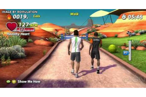 EA Sports Active 2 (USA) Nintendo Wii ISO Download ...