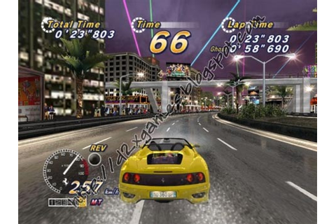 OutRun 2006 Coast 2 Coast | Free Download Games