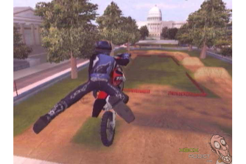 MX 2002 Featuring Ricky Carmichael (Original Xbox) Game ...