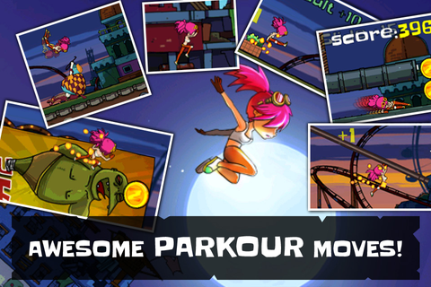 Deal With Thieving Zombies In 'Zombie Parkour Runner ...