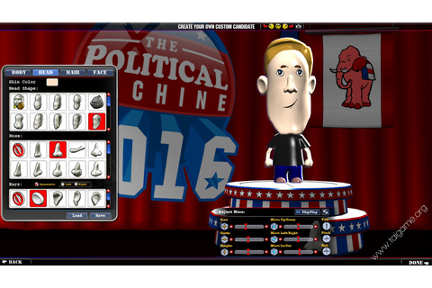 The Political Machine 2016 - Tai game | Download game ...