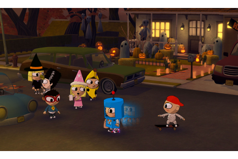 List of Characters | Costume Quest Wiki | FANDOM powered ...
