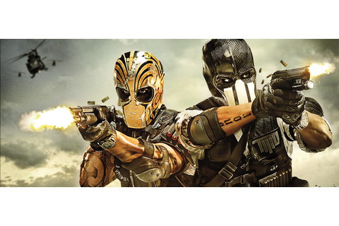Army Of Two The Devils Cartel | PLANET GAMES