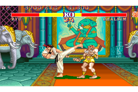 Play Street Fighter 2 - The World Warrior Capcom CPS 1 ...