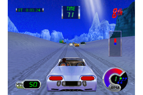 Cruis'n Exotica Download Game | GameFabrique