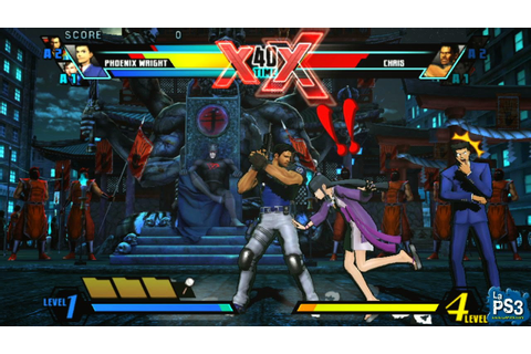 Maximum games torrent oficial.: Ultimate Marvel vs Capcom ...
