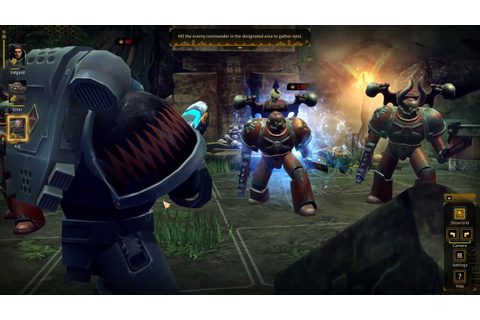 Warhammer 40,000 Space Wolf Early Access - Indie Game ...