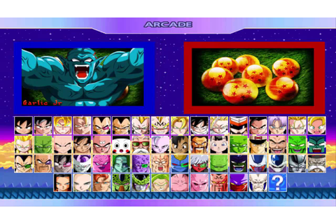 download MUGEN Game Dragon Ball Z Road To Victory for pc – Full Game ...