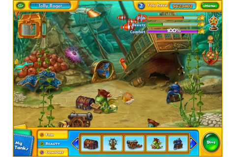 Fishdom H2O: Hidden Odyssey HD iPad/iPad2 Download Game ...