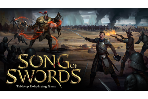 Song of Swords: Tabletop Roleplaying Game by Opaque ...