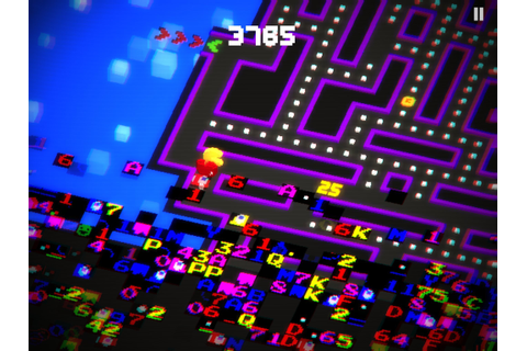 'Pac-Man 256' Review – Teaching an Old Pac-Man New Tricks ...