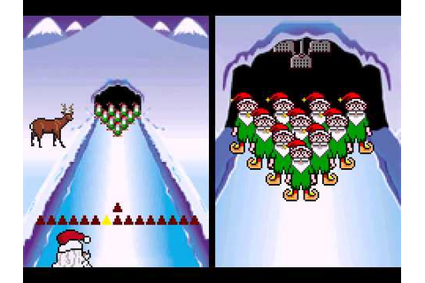 Elf Bowling 1 (GBA) - Vizzed.com Play - YouTube