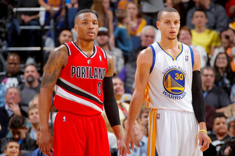 Damian Lillard Drops New Song, Shouts Out Steph Curry and ...
