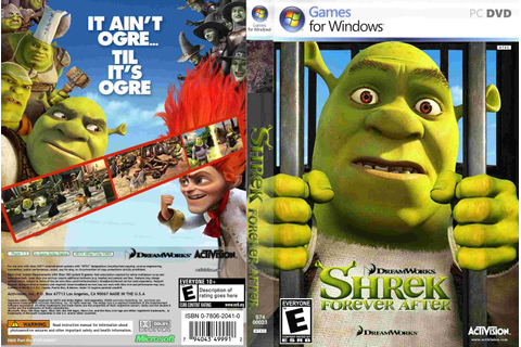 Shrek forever after pc game trailer : rambmeka