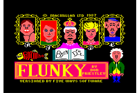 Download Flunky - My Abandonware
