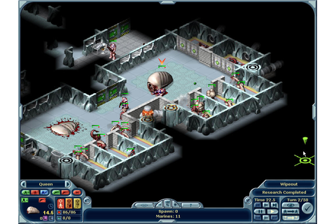 Laser Squad: Nemesis Screenshots for Windows - MobyGames