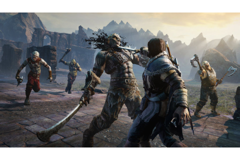 Middle-Earth: Shadow Of Mordor Gets GOTY Edition
