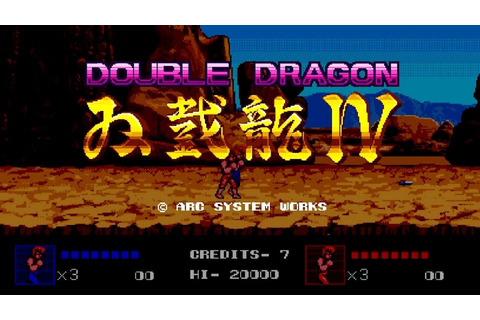 Double Dragon IV - PC - gamepressure.com
