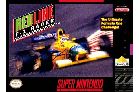 Redline: F1 Racer | Nintendo | FANDOM powered by Wikia