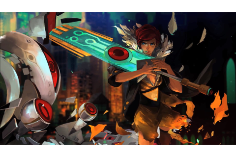 Transistor, Video Games, Red (Transistor) Wallpapers HD ...