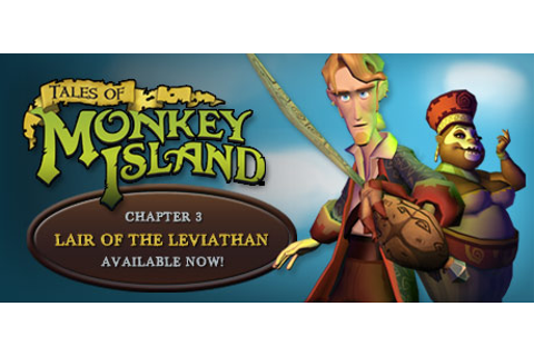 Tales of Monkey Island Complete Pack: Chapter 3 - Lair of ...