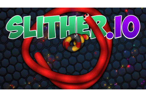 Slither.io ★ SNAKE AGARIO GAME | Slitherio Gameplay ...
