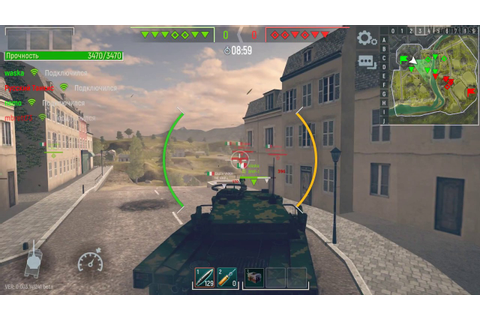 Tank Force GamePlay PC - YouTube