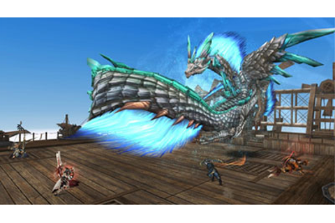 Monster Hunter Frontier G PS Vita beta sign-ups begin June ...