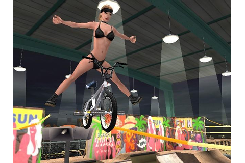 BMX XXX Sony Playstation 2 Game
