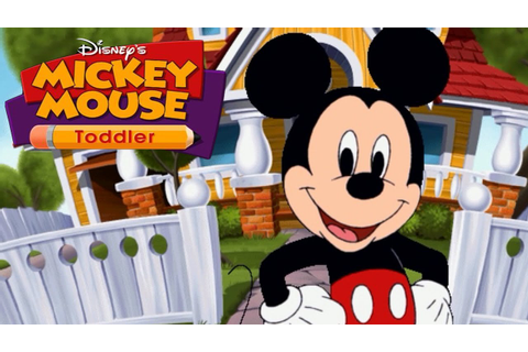 Disney's Mickey Mouse Toddler COMPLETE LEARNING SHOW With ...