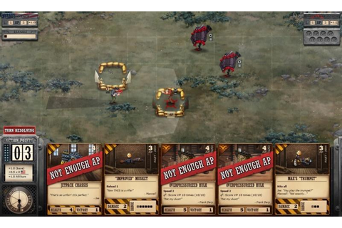 'Ironclad Tactics' Review (PC)