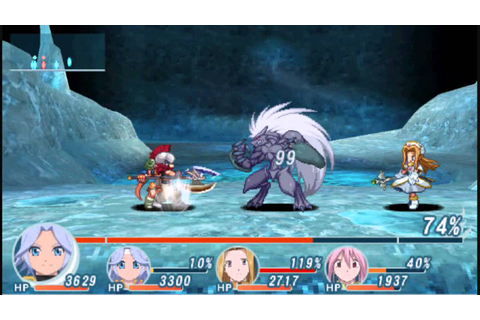 Tales of Phantasia: Narikiri Dungeon X Boss Battles - Fen ...