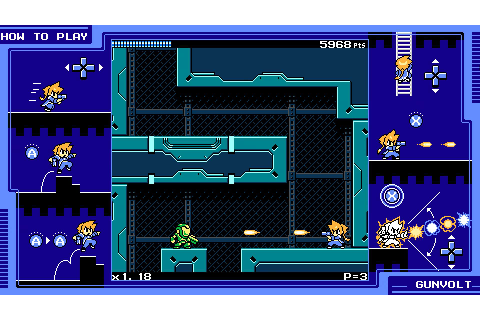 Mighty Gunvolt Download Free Full Game | Speed-New