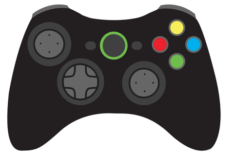 Game Controller Vector | Free Vector Art at Vecteezy!