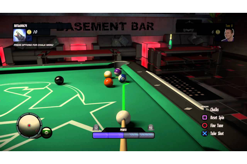 Hustle Kings™_rotdedog74 gaming on PS4 vr poolgame Good ...