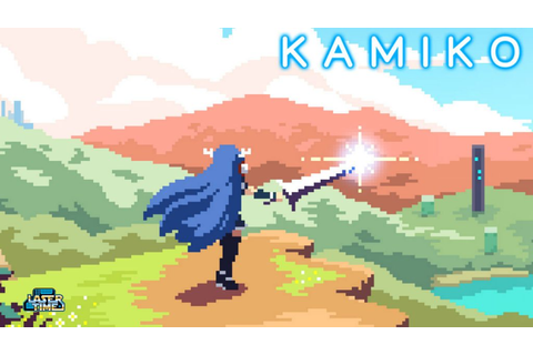 Kamiko on Switch – Watch Us Play! – Laser Time