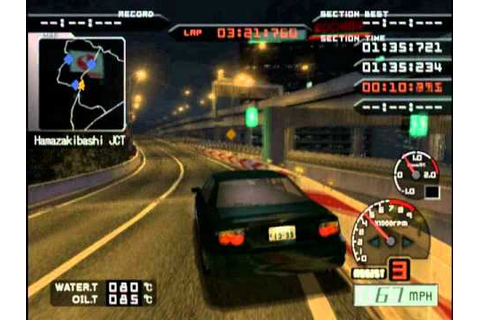 Tokyo Xtreme Racer 3 (PS2 Gameplay) - YouTube