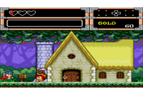Wonder Boy in Monster World on Steam