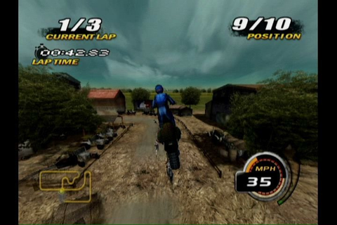 Nitrobike (Wii) Game Profile | News, Reviews, Videos ...
